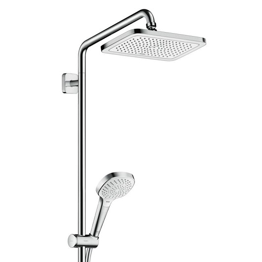 Душевая система Hansgrohe Croma E Showerpipe 280 1jet 27687000
