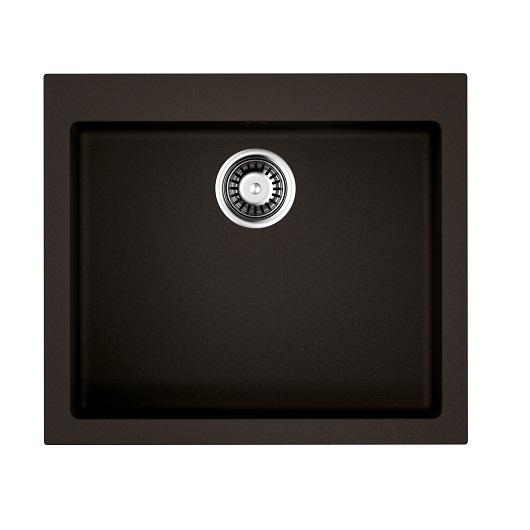 Мойка кухонная Omoikiri Bosen 57 DC 4993220 (темный шоколад, 570х500 мм)