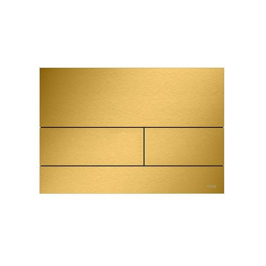 Металлическая панель смыва TECE TECEsquare ll 9240838 (PVD сатин, позолоченный)