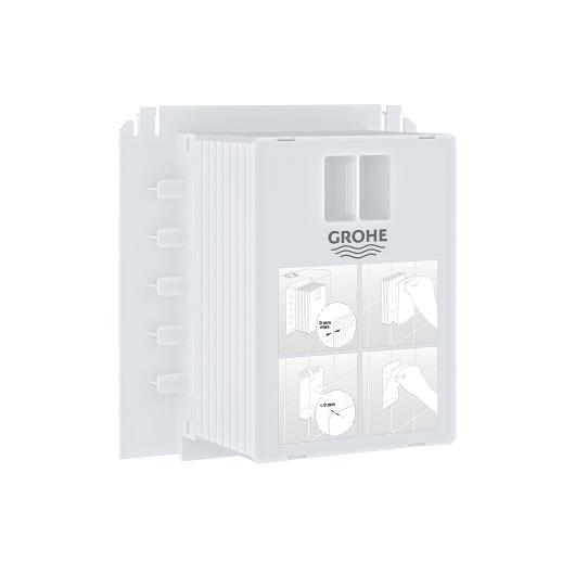 Ревизионный короб для крепления малых панелей смыва Grohe 40911000