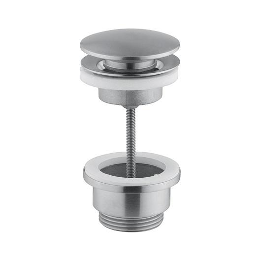 Донный клапан Cisal Xion ZA001612D1 (нержавеющая сталь) универсальный