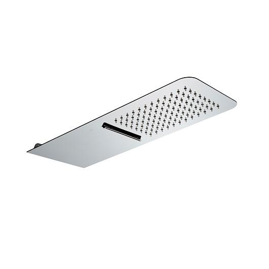 Верхний душ Cisal Xion DS016410D1 (200×500 мм, нержавеющая сталь)