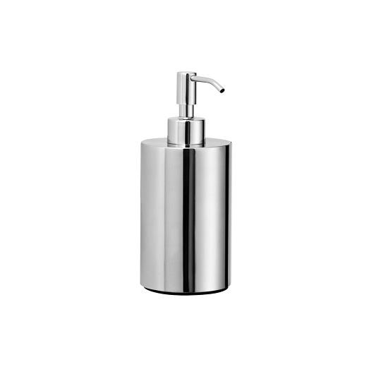 Дозатор жидкого мыла настольный Cisal Xion XI090610D1 (нержавеющая сталь)