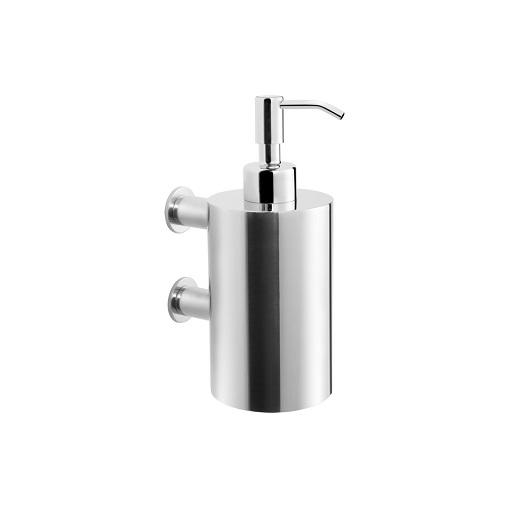 Дозатор жидкого мыла настенный Cisal Xion XI090620D1 (нержавеющая сталь)