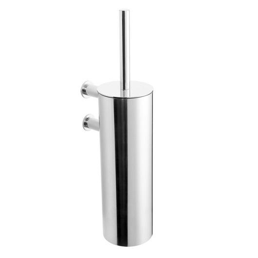 Туалетный ершик настенный Cisal Xion XI090670D1 (нержавеющая сталь)
