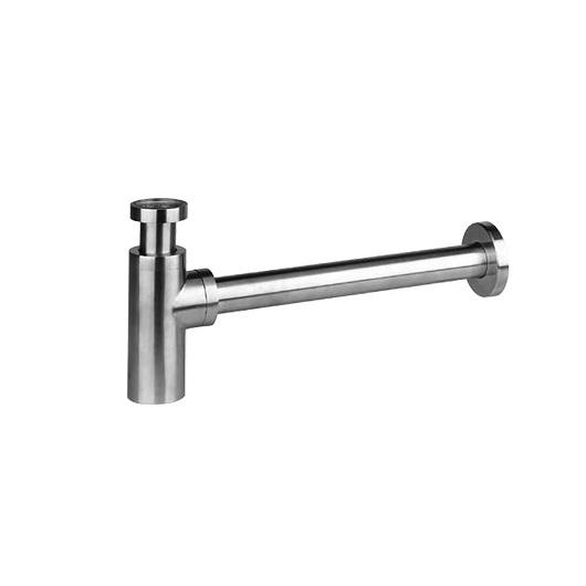 Сифон для раковины Cisal Xion ZA004130D1 (нержавеющая сталь)