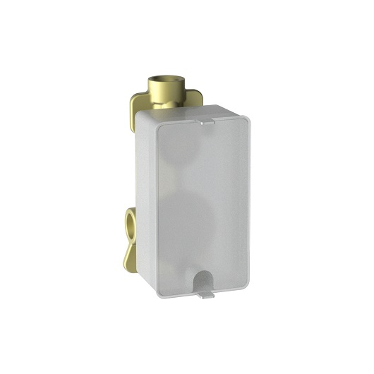 Скрытая часть смесителя для ванны Cisal Kawa ZA01221004
