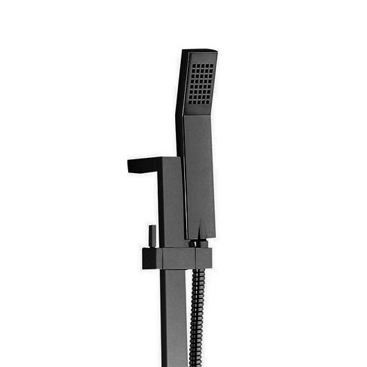 Душевой набор Cisal Shower DS01004040 (черный матовый)
