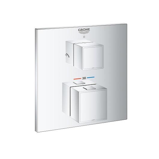 Термостат для ванны Grohe Grohtherm Cube 24154000