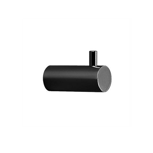 Крючок Cisal System SY09071040 (черный матовый)