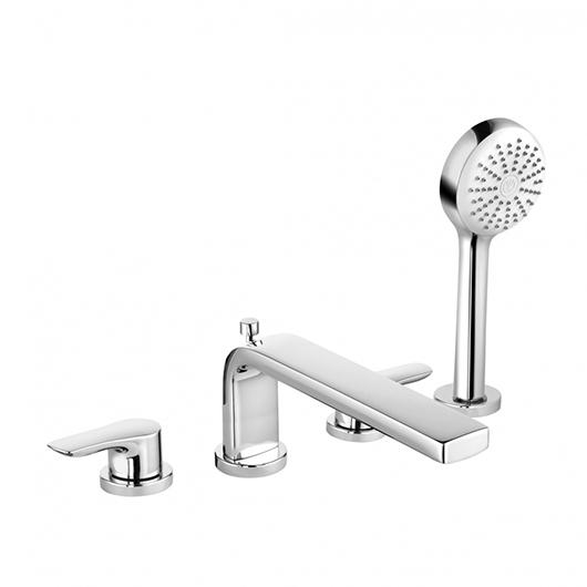 Смеситель для ванны Kludi Pure and Solid 344230575