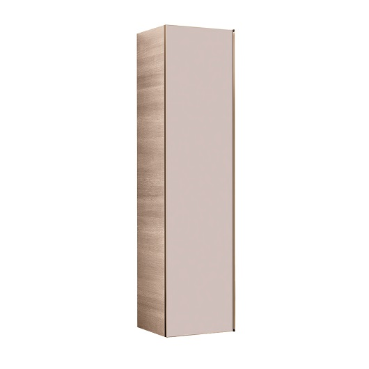 Шкаф-пенал Geberit Citterio 500.554.JI.1 (светлый дуб, 400х1600 мм)