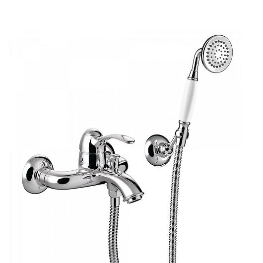 Смеситель для ванны TRES Classic 24217001 (хром глянцевый)