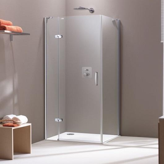 Душевая дверь Huppe Aura elegance 400315.092.321 (левая, 1200х2000 мм)