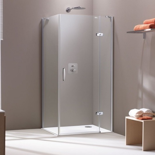 Душевая дверь Huppe Aura elegance 400415.092.321 (правая, 1200х2000 мм)
