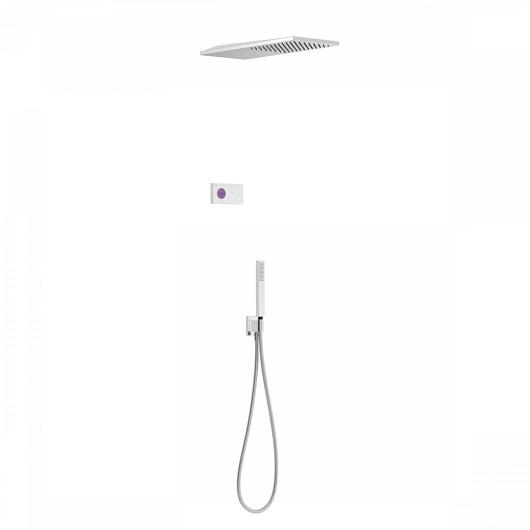 Душевая система TRES Shower Technology 09286551 (хром глянцевый) электронное управление