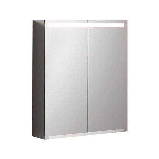 Зеркальный шкаф Geberit Option 500.582.00.1 (600х700 мм)