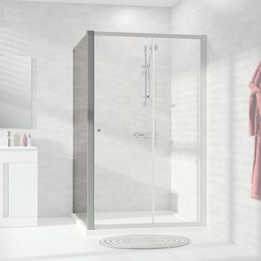 Боковая стенка Huppe Alpha 2 elegance A20505.087.321 (900х1900 мм)