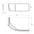 Передняя панель для ванны Ravak Rosa II R 170 CZ41200AN0 (правая)