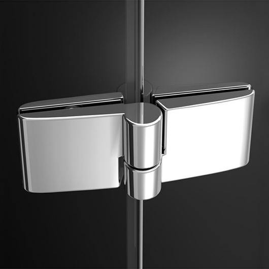 Душевая дверь Ravak SmartLine SMSD2-100 L 0SLABA00Z1 (1000х1900 мм, левая)