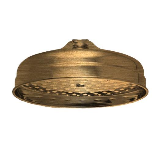 Верхний душ Margaroli Hi-tech Lusso 206/L (200 мм) бронза