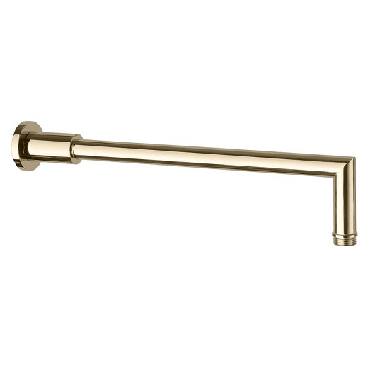 Кронштейн для верхнего душа Margaroli Hi-tech 201 (350 мм) золото