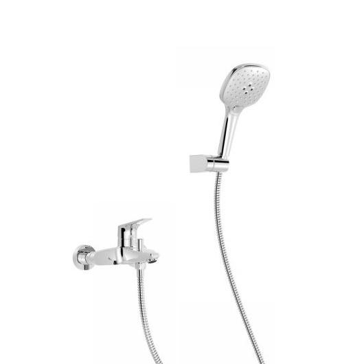 Смеситель для ванны TRES Canigo 21717001 с душевым набором