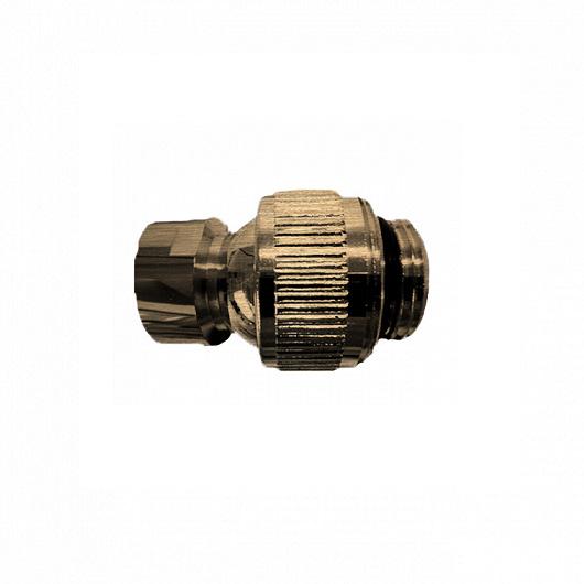 Шарнирное соединение для верхнего душа Margaroli Hi-tech 199 (1/2″HP-1/2″BP) бронза