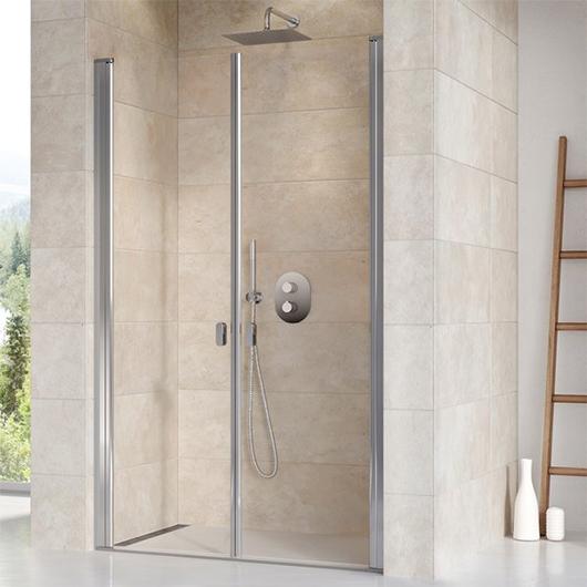Душевая дверь Ravak Chrome CSDL2-100 0QVACC0LZ1 (1000 мм)
