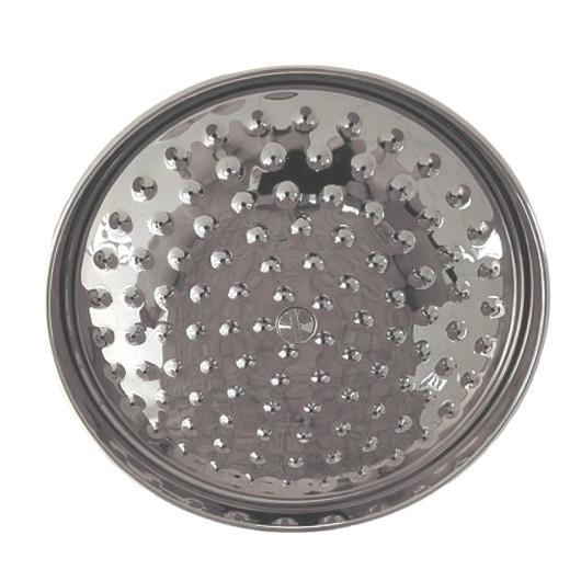 Верхний душ Margaroli Hi-tech Lusso 206/L (200 мм) хром