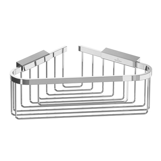 Угловая корзинка для душа Villeroy & Boch Elements-Tender TVA15100900061