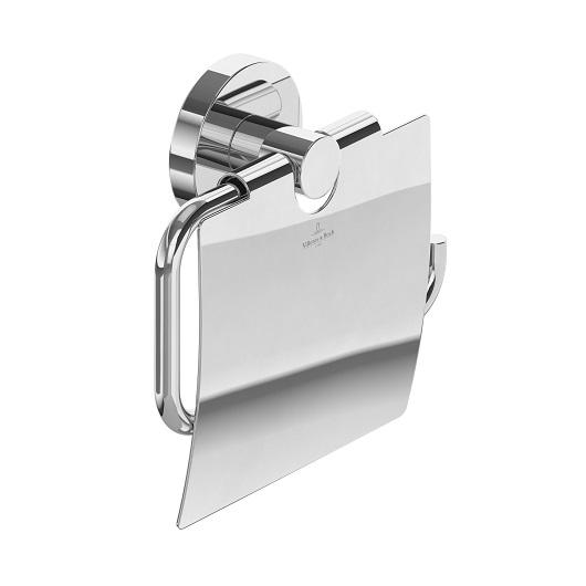 Бумагодержатель с крышкой Villeroy & Boch Elements-Tender TVA15101300061