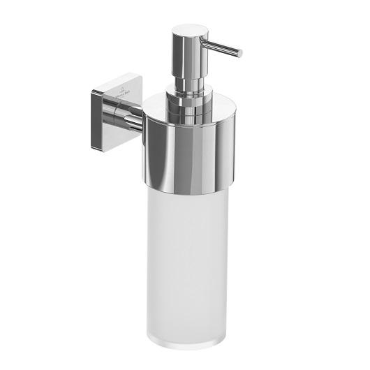 Дозатор жидкого мыла настенный Villeroy & Boch Elements-Striking TVA15200700061