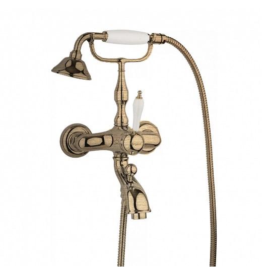 Смеситель для ванны Margaroli Classica 1004 RU1004AA01BR бронза