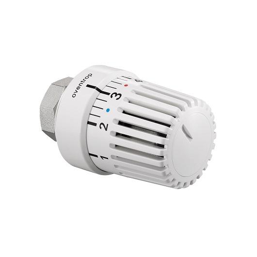 Термостат Oventrop «Uni LH» 1011465 белый