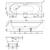 Ванна Bette Comodo 1251-035 (1800х800 мм) шумоизоляция