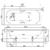 Ванна Bette Form 2942-000 AD (1600х700 мм) шумоизоляция