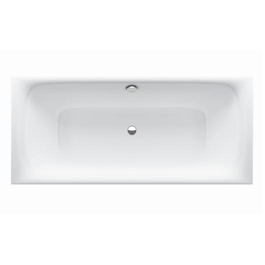Ванна Bette Lux 3441-000 PLUS (1800х800 мм) шумоизоляция, антигрязевое покрытие