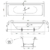 Ванна Bette Free 6832-000 (2000х1000 мм) шумоизоляция