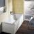 Ванна Bette Ocean 8854-000 AR (перелив сзади,1700х750 мм) шумоизоляция, антискользящее покрытие