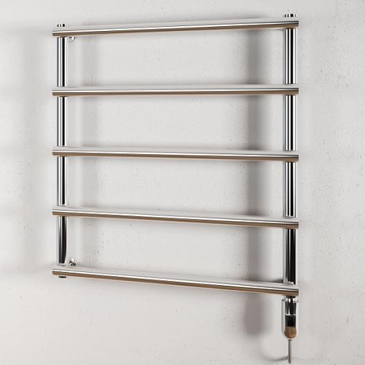Полотенцесушитель электрический Cordivari Laura 3581570400003 (740x530 мм) полированная сталь