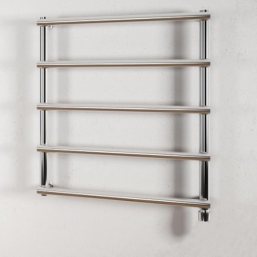 Полотенцесушитель электрический Cordivari Laura 3581570400013 (740×530 мм) полированная сталь