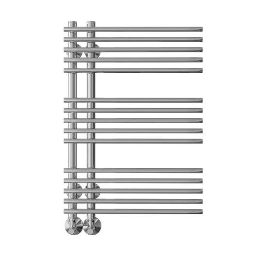 Полотенцесушитель водяной Ravak Style X04000083671 (800х500 мм) хром