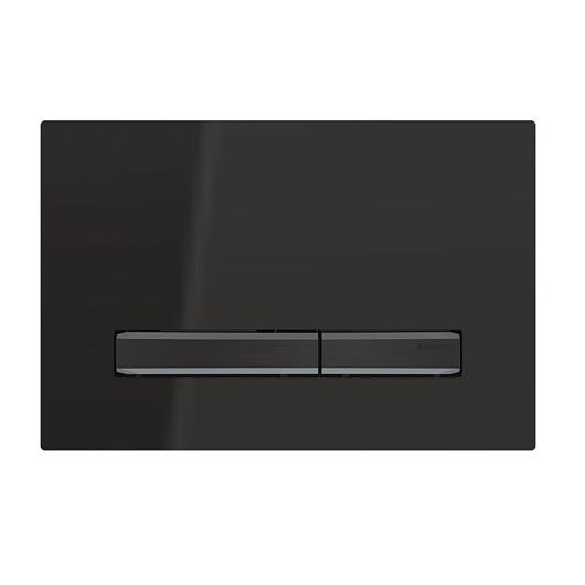 Смывная клавиша Geberit Sigma50 115.671.DW.2 (черный)