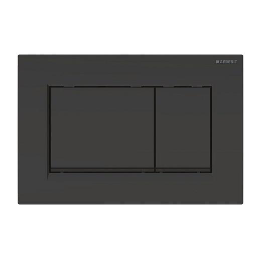 Смывная клавиша Geberit Sigma30 115.883.DW.1 (черный)