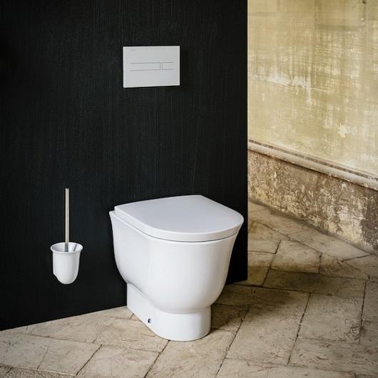 Туалетный ершик Laufen New Classic 7385.2 (8.7385.2.000.000.1)