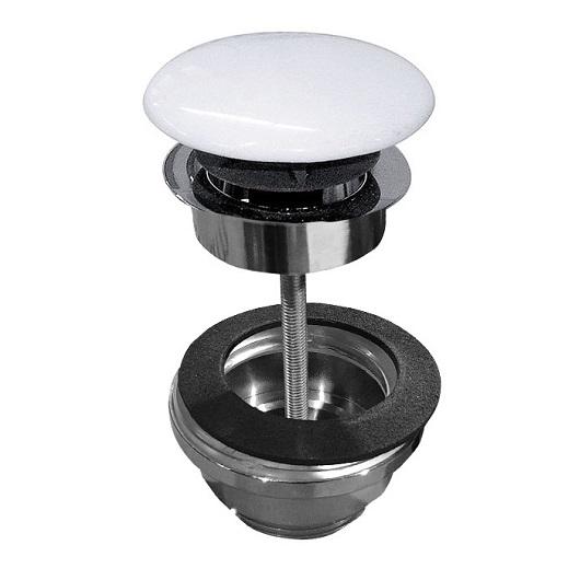 Донный клапан ArtCeram ACA036 01 00 белый (универсальный)