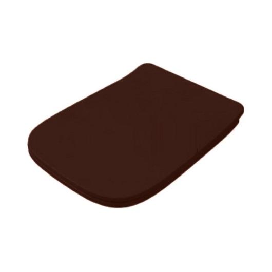Сиденье с крышкой для унитаза ArtCeram A16 ASA001 39 71 SoftClose (Brown Cocoa Matt)