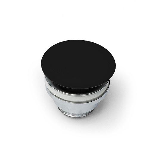 Донный клапан ArtCeram ACA038 17 00 черный матовый (универсальный)