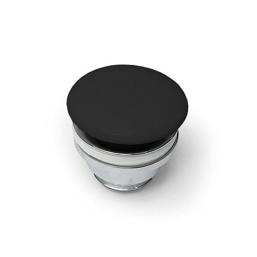 Донный клапан ArtCeram ACA038 03 00 черный (универсальный)